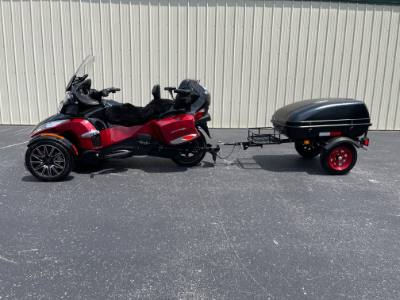 2015 Can Am Spyder RT-S SE6 Special Series