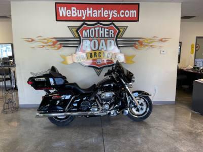 2018 Harley Davidson Ultra Limited Touring