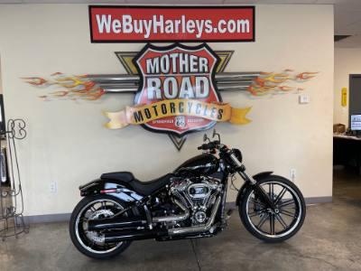 2018 Harley Davidson Breakout 114 Softail