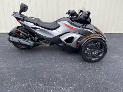 2013 Can Am Spyder RS-SE5
