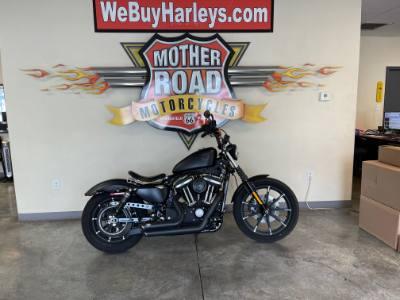 2019 Harley Davidson 883 Iron Sportster