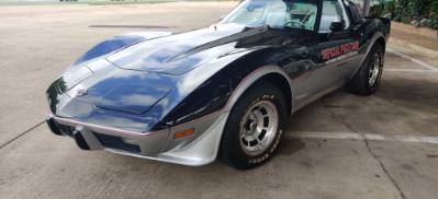 1978 Chevrolet Corvette Pacecar Edition