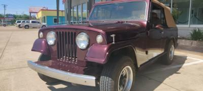 1967 Jeep C101 Commando Convertible