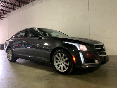 2014 Cadillac CTS Sedan AWD
