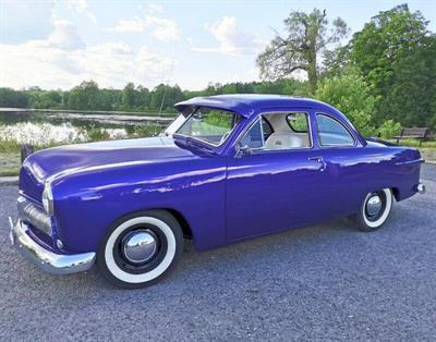 1950 Ford Meteor 2 Door Coupe