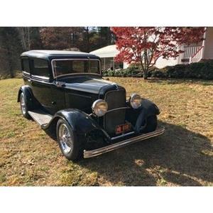 1932 Ford 2 Door Sedan Delivery Vehicle