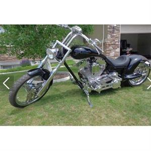 2013 Custom Pro Street Chopper Performance Motorcycle