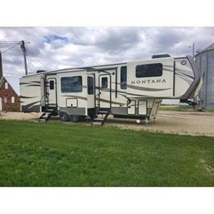 2018 Keystone Montana 5TH Wheel