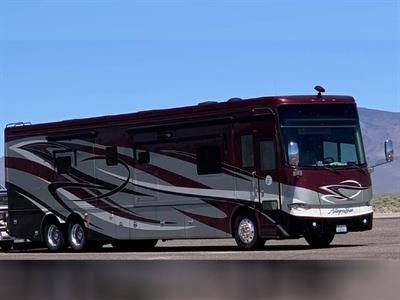 2013 Tiffin Allegro Motorcoach BUS 43QGP Diesel Pusher