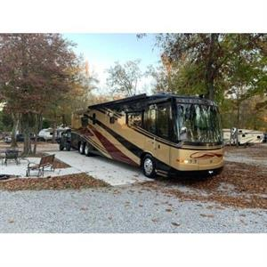 2005 Travel Supreme Select 45DS04 Motorcoach