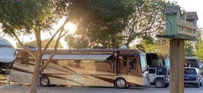 2015 Winnebago Forza Diesel Pusher