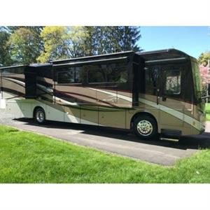 2017 Winnebago Forza Diesel Pusher