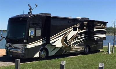 2015 Thor Tuscany 36MQ Diesel Pusher Coach