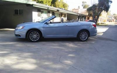 2013 Chrysler 200 Limited Edition Convertible
