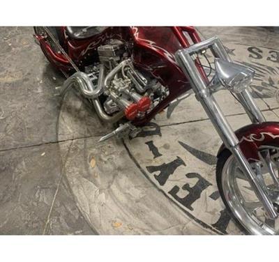 2009 Custom Chopper Motorcycle