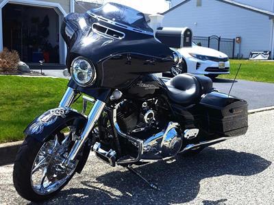 2016 Harley Davidson Flhxs Street Glide Special Edition