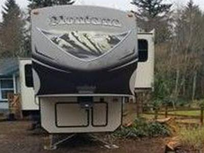 2014 Keystone Montana 5TH Wheel