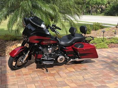 2017 Harley Davidson Street Glide CVO Edition