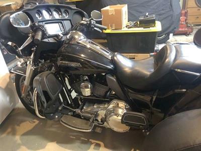 2014 Harley Davidson Tri-Glide Trike