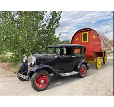 1930 Ford Model A Restored