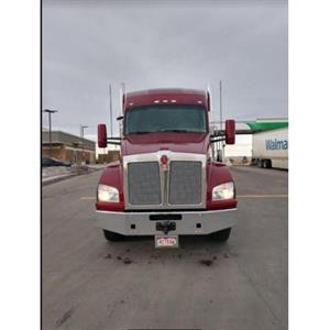 2016 Kenworth T880 Sleeper Cab