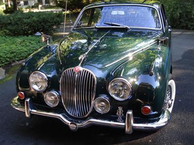 1967 Jaguar Mark II Saloon Classic Sedan