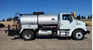 2007 Etnyre Centennial II Water Hauler Truck