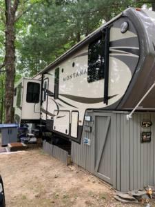 2016 KEYSTONE MONTANA 3790 RD 5TH WHEEL RV