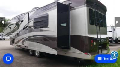 2011 CARRIAGE CAMEO 37RESLS 5TH WHEEL RV
