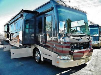 2013 THOR TUSCANY 45 LT DIESEL PUSHER MOTORCOACH