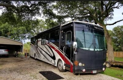2007 FLEETWOOD EXCURSION DIESEL PUSHER CLASS A MOTORCOACH
