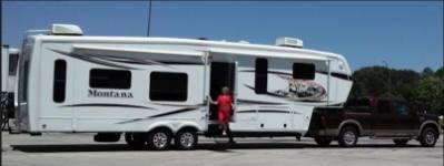 2013 KEYSTONE MONTANA 3455SA 5TH WHEEL RV