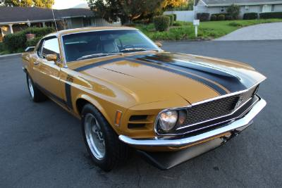 1970 FORD MUSTANG SPORT ROOF Boss 302