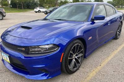 2018 Dodge Challenger R/T Coupe Scat Pack 392