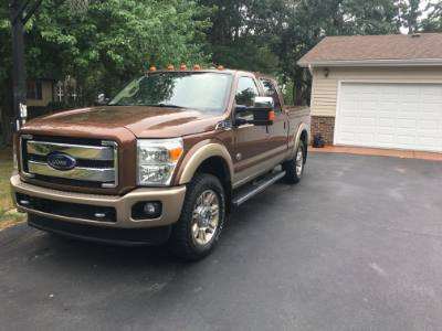2011 Ford F250 King Ranch