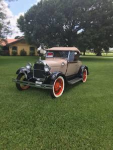 1929 Ford A ROADSTER Beautiful classic car