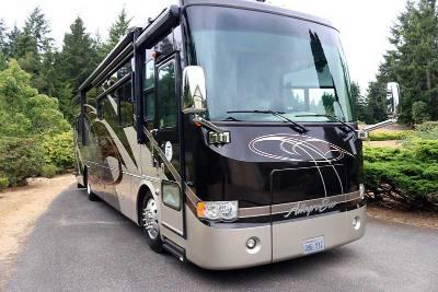 2009 TIFFIN ALLEGRO BUS 36 QSP