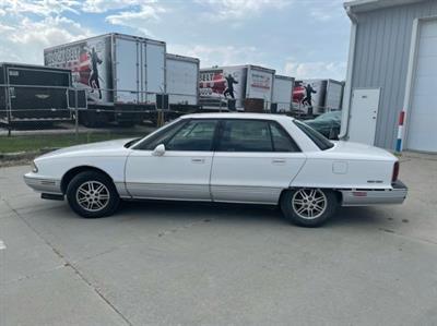 1991 Oldsmobile Regency Elite