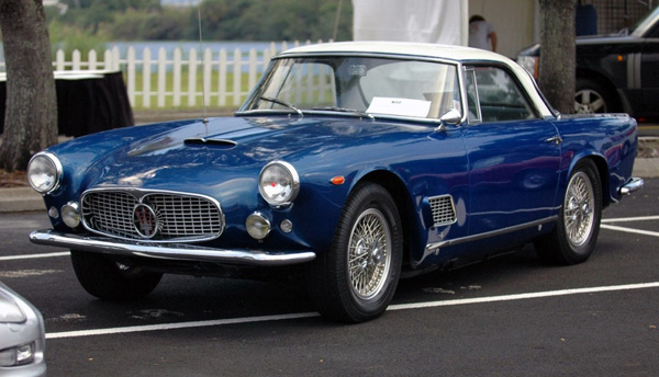 Selling Classic Maserati 5000GT | Call Gullwing Motor To Sell Maserati 5000GT For Sale
