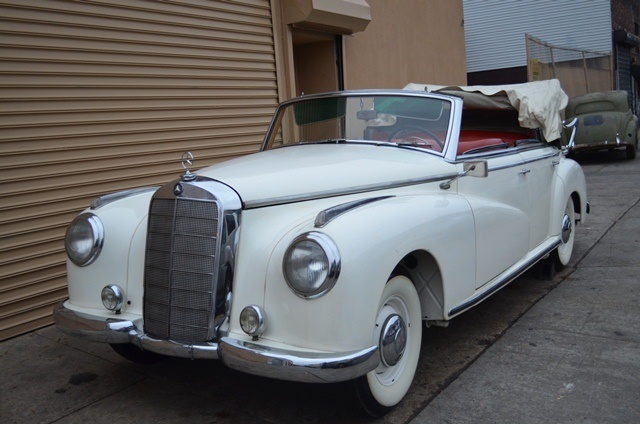 Sell Classic Mercedes 300 B | Call Gullwing Motor if Vintage Mercedes 300 B For Sale