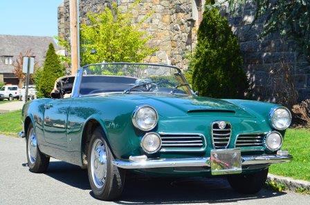 Classic Alfa Romeo For Sale. We Buy Classic Alfa Romeo. Call Peter Kumar at Gullwing Motor. 2000, 2600, Giulietta, Giulia, 1900, Montreal