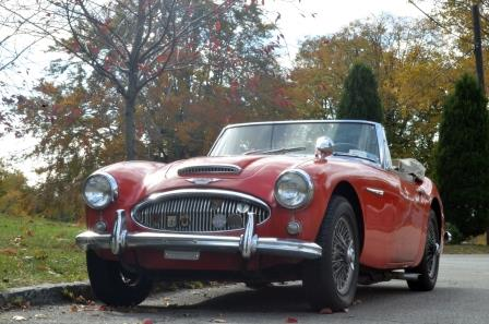 Classic Austin Healey For Sale. We Buy Classic Austin Healey. Call Peter Kumar at Gullwing Motor. 100-4, 100-6, 3000 MK I, MK II, MK III