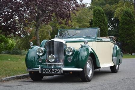 Classic Bentley For Sale. We Buy Classic Bentley. Call Peter Kumar at Gullwing Motor. S2, S3, Mark VI, Hooper, Park Ward, Continental, Chinese Eye