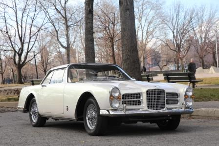 Classic Facel Vega For Sale. We Buy Classic Facel Vega. Call Peter Kumar at Gullwing Motor Cars.
