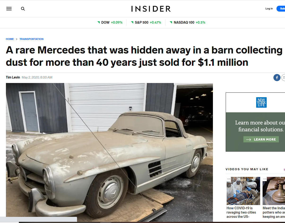 Gullwing Motor Cars on Insider. Antique Cars. Sell and Buy Classic Cars. Top Dollar
