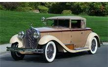 Classic Isotta Fraschini For Sale. We Buy Classic Isotta Fraschini. Call Peter Kumar at Gullwing Motor Cars.