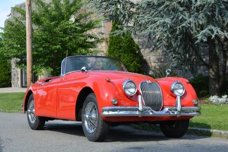 Classic Jaguar For Sale. We Buy Classic Jaguar. Call Peter Kumar at Gullwing Motor Cars.