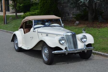 Classic MG For Sale. We Buy Classic MG. Call Peter Kumar at Gullwing Motor Cars. MGA, MGTF, MGTA, MGPA, MGTC