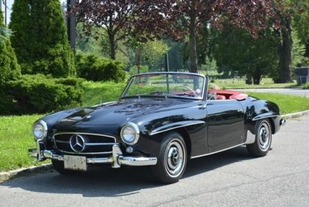 Classic Mercedes For Sale. We Buy Classic Mercedes. Call Peter Kumar at Gullwing Motor Cars. 190SL, 230sl, 250SL, 280SL, 250SE, 280SE, 220A, 300SL, 220SE