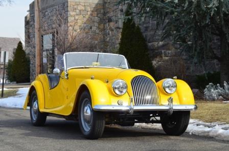 Classic Morgan For Sale. We Buy Classic Morgan Call Peter Kumar at Gullwing Motor Cars.